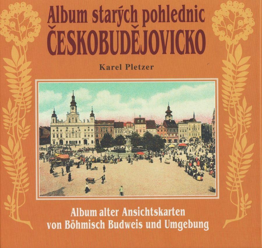 Album starých pohlednic Èeskobudìjovicko - zvìtšit obrázek