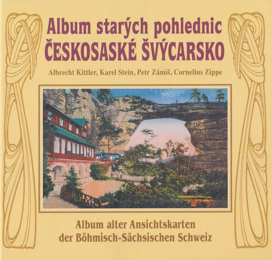 Album starých pohlednic Èeskosaské Švýcarsko - zvìtšit obrázek