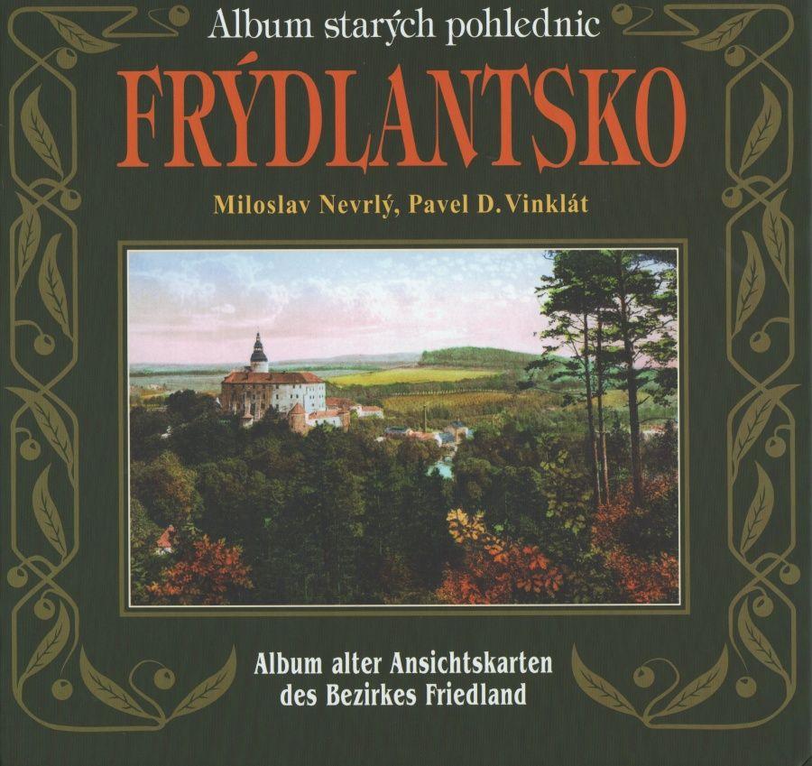 Album starých pohlednic Frýdlantsko - zvìtšit obrázek