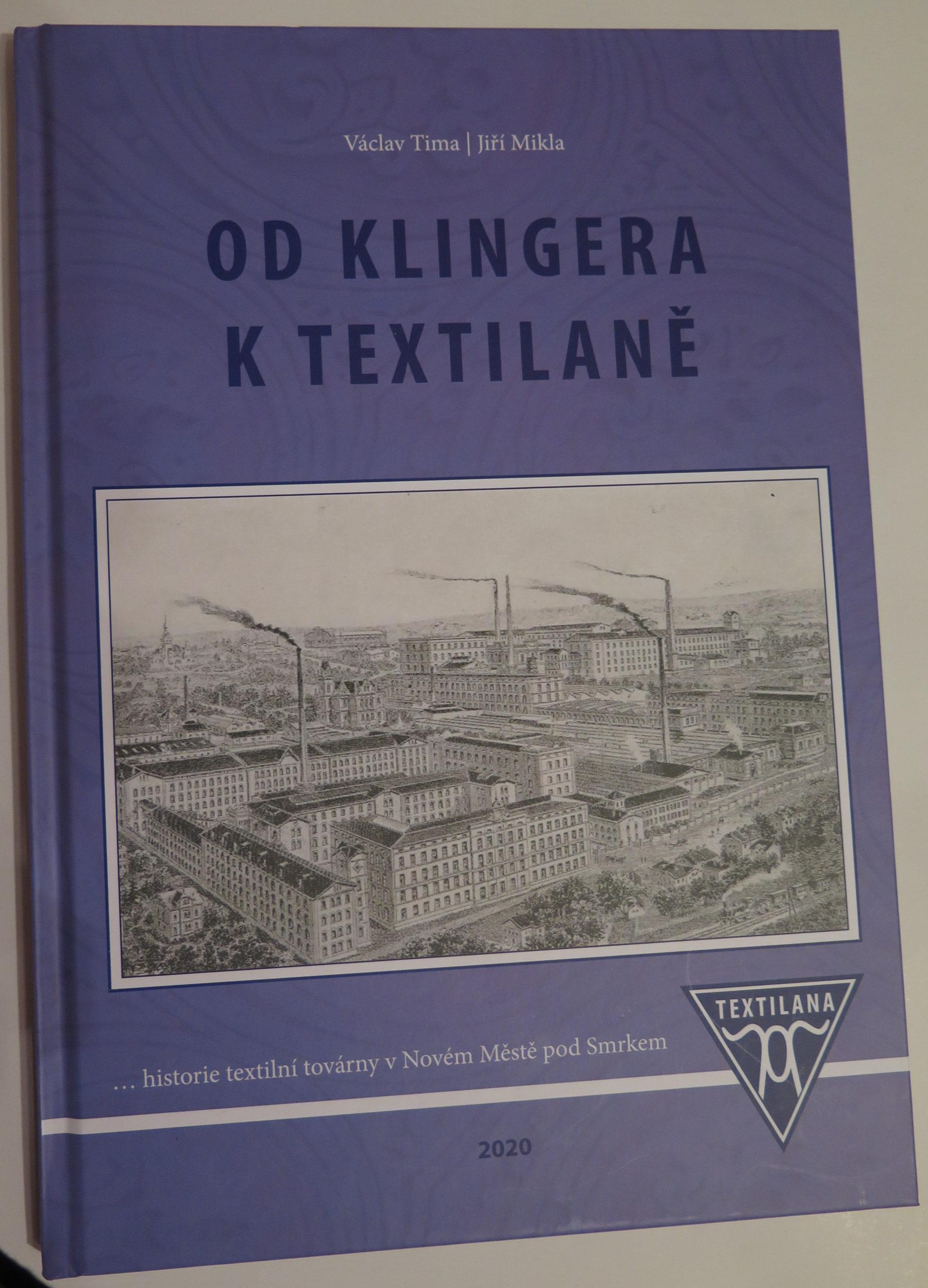 Od Klingera k Textilanì - zvìtšit obrázek