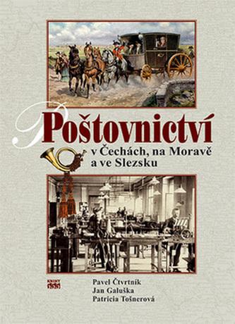 Poštovnictví v Èechách, na Moravì a ve Slezsku - zvìtšit obrázek