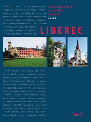 Soupis nemovitých kulturních památek – okres Liberec – Lu–Ž - zvìtšit obrázek