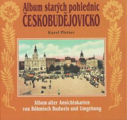 Album starých pohlednic Èeskobudìjovicko