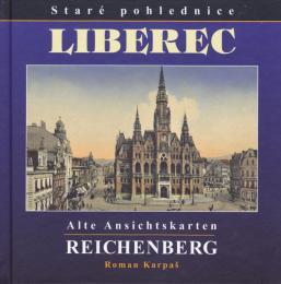 Liberec – staré pohlednice